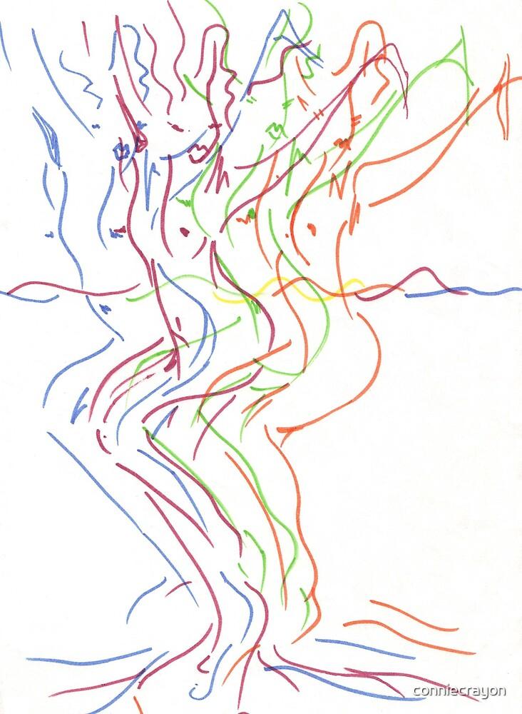 DANCE by conniecrayon