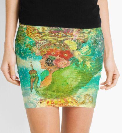 Whirligig Mini Skirt