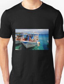 Emborio harbour, Halki T-Shirt