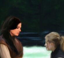 Regina&Emma FTL | Swan Queen Sticker