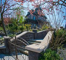Phantom Manor by ThatDisneyLover
