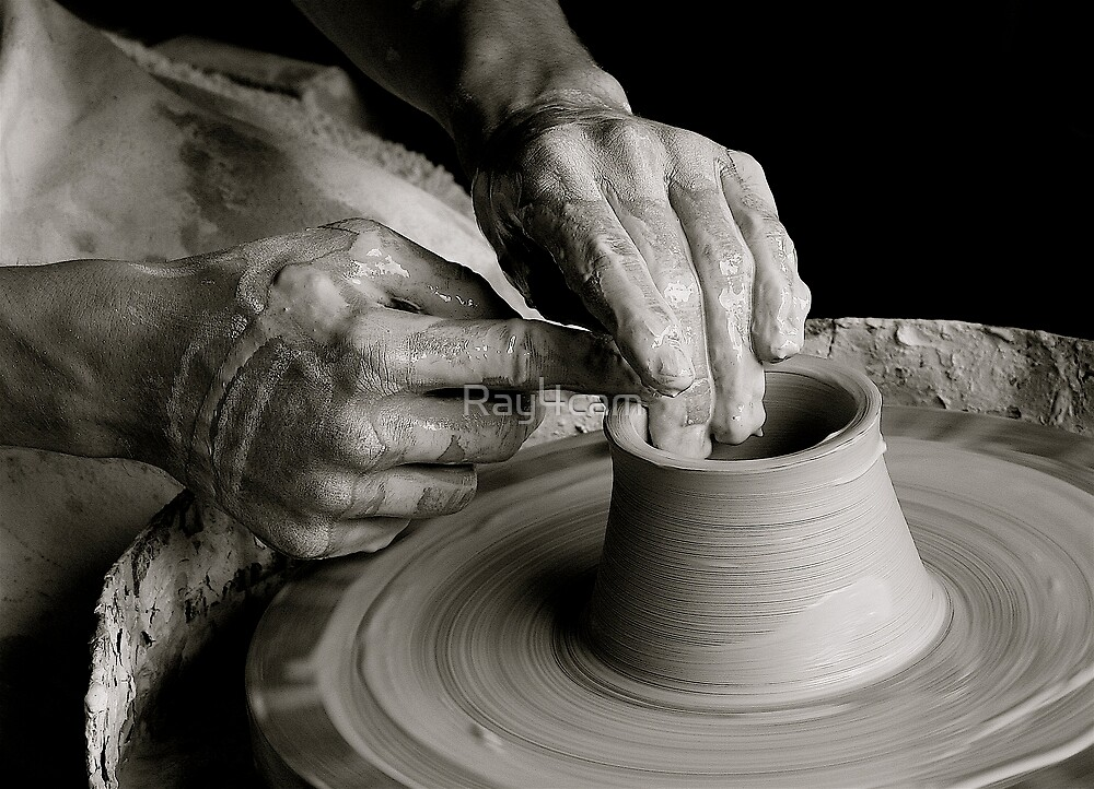 Artisan's Hands by Ray4cam