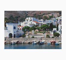 Livadia harbour, Tilos Kids Clothes