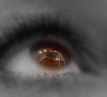 Brown Eyed Girl by Susan Vinson