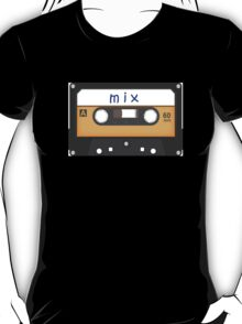 Mix Tape - Retro Vintage - Awesome case available T-Shirt