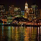 Boston Light by LudaNayvelt