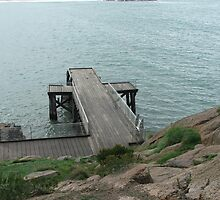 Jetty To Nowhere.. by ScenerybyDesign