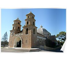Geraldton Cathedral Poster