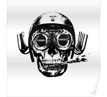 skull head Poster