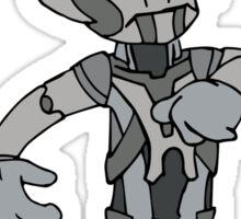 Ultron; No Strings on Me Sticker