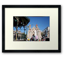 Mexican Folklore Framed Print