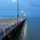 Albert Park Pier by Ian Stevenson