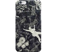 Rock Cover iPhone Case/Skin