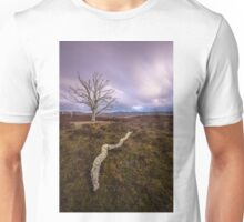 Touch The Depths To Reach The Heights Unisex T-Shirt