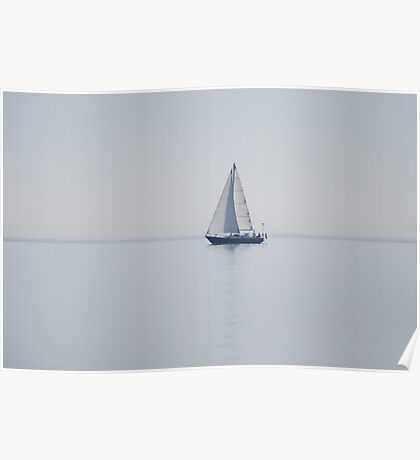 Small Boat Poster