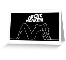 Arctic Monkeys Greeting Card