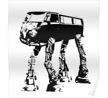 VW ATAT Poster