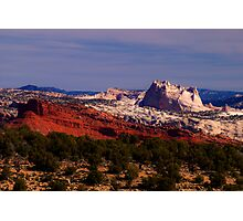 Kingdoms . . .in the Land of Color Photographic Print