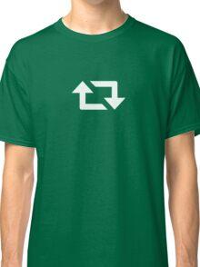 Retweet Classic T-Shirt