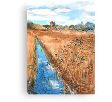 Potter heigham Canvas Print