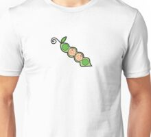 Baby Boy and Girl Twins Peas in a Pod T-Shirt