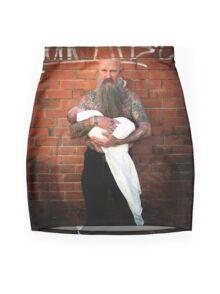 The Godfather Mini Skirt