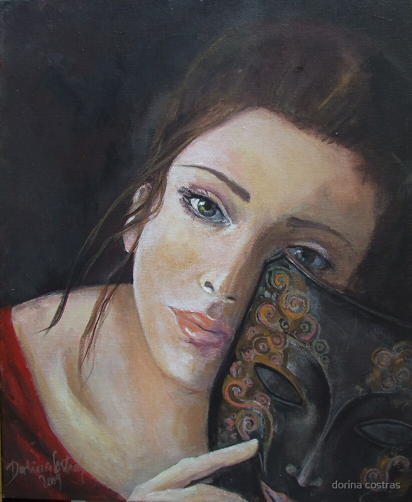 """...and I hate duplicity ...""""Resentment"""" series by dorina costras"""