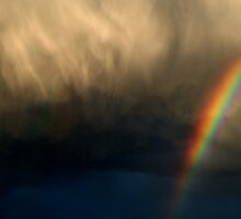 rainbow patch by Maike