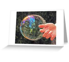 I'm Fading Fast - Breaking Up Greeting Card