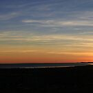 Sunrise Panoramic by Sheldon Pettit