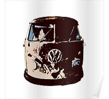VW front Poster