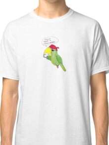 Pirate Parrot! Classic T-Shirt