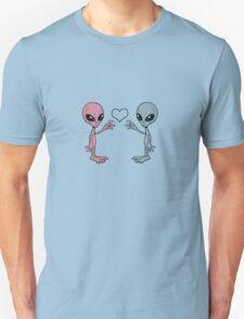 Extraterrestrial Love Unisex T-Shirt
