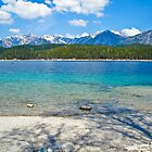 Eibsee by John Weakly