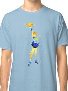 Uranus Watercolor Classic T-Shirt