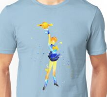 Uranus Watercolor Unisex T-Shirt