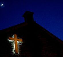 methodist church moon holmfirth by Jean Bashford