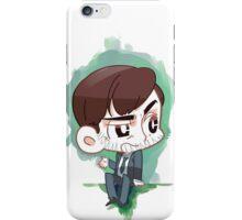Grumpy Detective - DI Alec Hardy iPhone Case/Skin