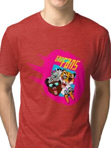 Hotline Miami 2 Wrong number The fans Tri-blend T-Shirt