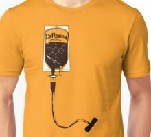 Caffeine IV Unisex T-Shirt