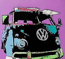 VW rusty by JCLARTWORK