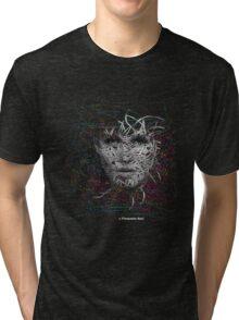 Road the world Tri-blend T-Shirt