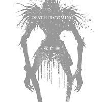 Death is Coming by plaguedapparel