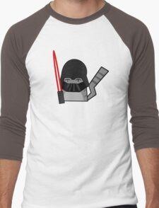 Vader Cat Men's Baseball ¾ T-Shirt