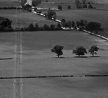 The Ochil Series - Geometry In The Working Landscape by Kevin Skinner