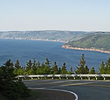 Cabot Trail 2 by Cameron  Allen Lamond