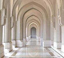 Colonade by Christopher Biggs