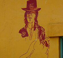 SRV -- Mellow on Yellow by GuyAmazed