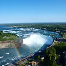 Making Horseshoe Falls Look- *Small*! by tigerwings