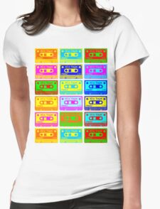 Psychedelic Mix Tapes T-Shirt